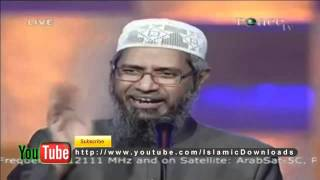 Dr Zakir Naik - Urdu 25th November 2011 - Ta'leem Donon Jahan ke Liye - Part 8