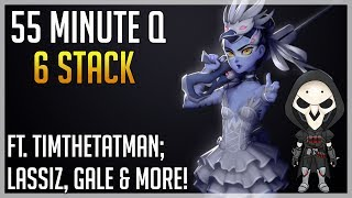 We wanted to 6 stack as a joke and to give the viewers an entertaining stream since 6 stacking is a rarity! (:Beautiful Widow Artwork by http://saige199.deviantart.com/★ Social Mediahttp://www.Twitch.TV/Kephrii (7pm-11pm except Sat/Sun/Thurs)http://www.Facebook.com/Kephriihttp://www.Twitter.com/Kephriihttp://www.Instagram.com/Kephriihttp://www.discord.gg/kephriiSensitivity/Settings: http://imgur.com/a/0ALYa8 Sens, 400 DPI, 35 Scope, 70% HookROG Gladius Mouse