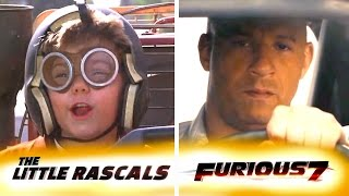 Nonton Little Rascals as Furious 7 - Trailer Mix (Side by Side Comparison) Film Subtitle Indonesia Streaming Movie Download