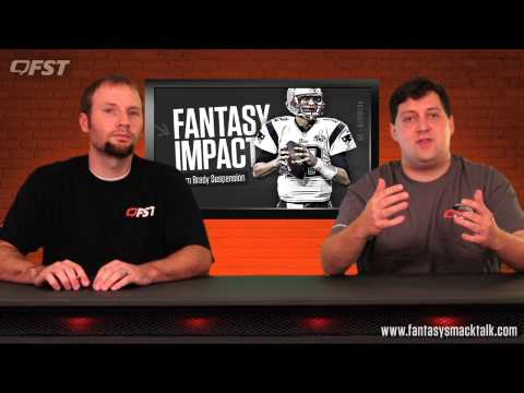 Fantasy Impact of Tom Brady's Suspension thumbnail
