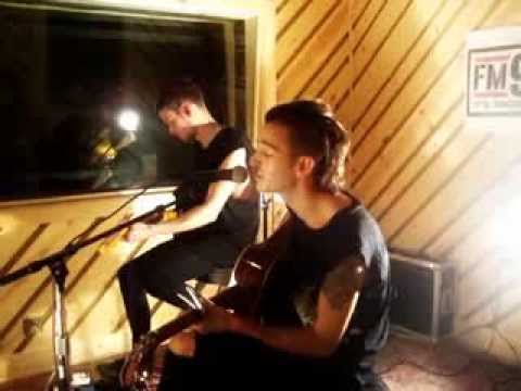 The 1975 Live in Studio-