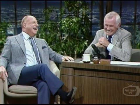 Don Rickles Carson Tonight Show 21/11-1984 видео