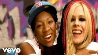 Avril Lavigne - Girlfriend ft. Lil Mama (Official Music Video)