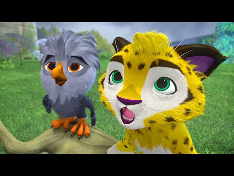 Leo and Tig 🦁 Episode 11 - New animated movie - Kedoo ToonsTV