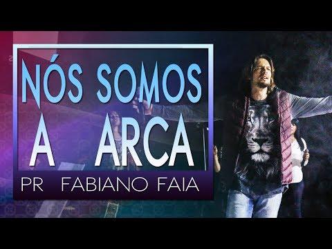PR Fabiano Faia - Nós somos a Arca!