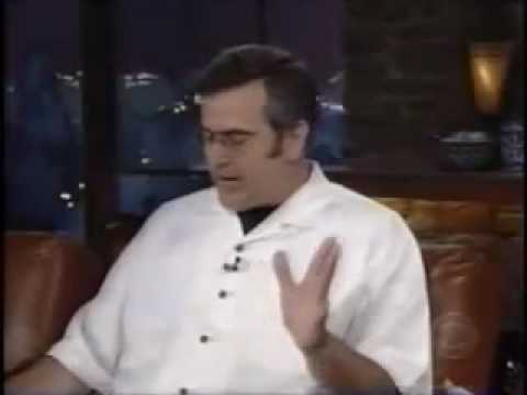 bruce_campbell - Bruce Campbell on the Late Show with Craig Ferguson.