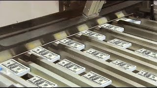 1 Hour Produces 2M dollar - Amazing Money Print Technology - 100 Dollar Note Print Process
