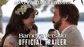 Barney's Version | Official Trailer HD (2010)