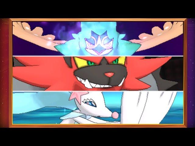 Movimientos Z exclusivos para los primeros compañeros Pokémon