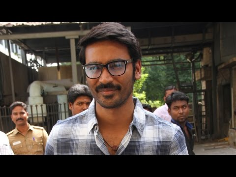 It is my dream to get the best actor award from Kamal sir   Dhanush