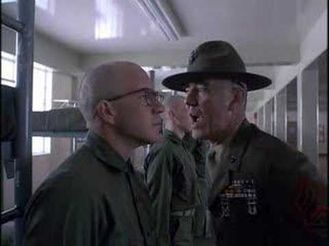 jacket videos - Just some best funny bits from the full metal jacket film.