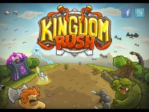 0 Kingdom Rush: el mejor tower defense para iPhone & iPod Touch GRATUITO por un tiempo limitado!
