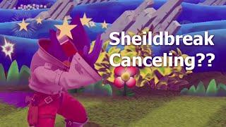 Sheildbreak Canceling??