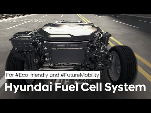 (Video) For Our Eco-friendly Future - Hyundai Fuel Cell System
