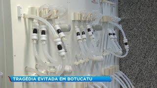Polícia investiga contaminação criminosa no setor de hemodiálise do Hospital da Unesp de Botucatu
