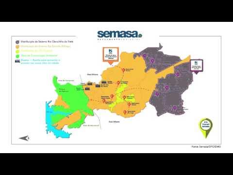Conheça como funciona o abastecimento de água em Santo André