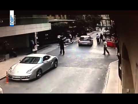 كاميرا تصوّر إحدى أبشع جرائم بيروت.. طعنة بطعنة