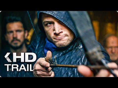 ROBIN HOOD Trailer German Deutsch (2019) Exklusiv