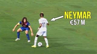 Video The match that made Barcelona buy Neymar Jr because of his crazy skills | €57 million MP3, 3GP, MP4, WEBM, AVI, FLV Maret 2019