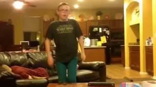 Daniel's audition song Jet Set
