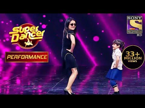 छोटी Vaishnavi ने नचाया Neha Kakkar को   Super Dancer Chapter 2