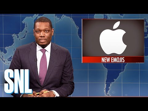 Weekend Update:Apple Introduces Disability Emojis - SNL