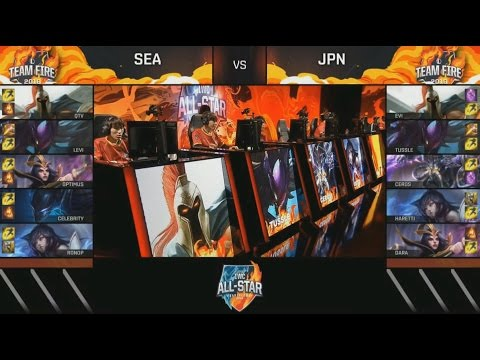 Sea VS Japan Game 2 Assassin Mode Highlights - 2016 IWC All Stars Day 4 Final