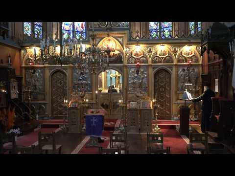 2020.03.27 ora 8:30 DIRECT Utrenia, Catedrala din Paris