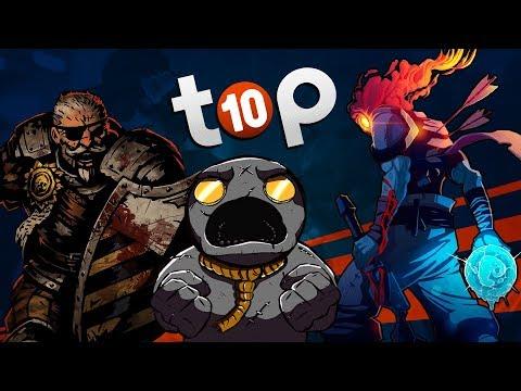 Les 10 meilleurs ROGUELIKE & ROGUELITE ! | TOP 10