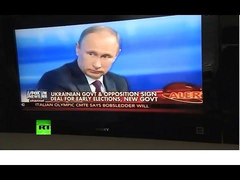 Западные СМИ: Хаос на Украине — дело рук Путина