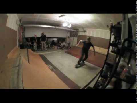 rainy daze garage halfpiker action mini ramp jammer jam