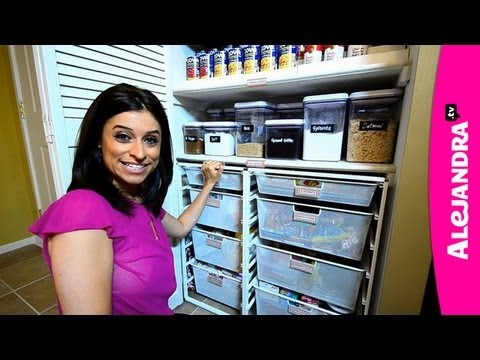 Organization - Watch My Private Organizing Videos Here - http://www.howtoorganize.tv/7-day-get-organized-video-course-yt/# My List of Favorite Organizing Products - http://...