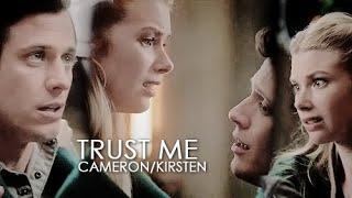 cameron & kirsten | trust me [+1x10]