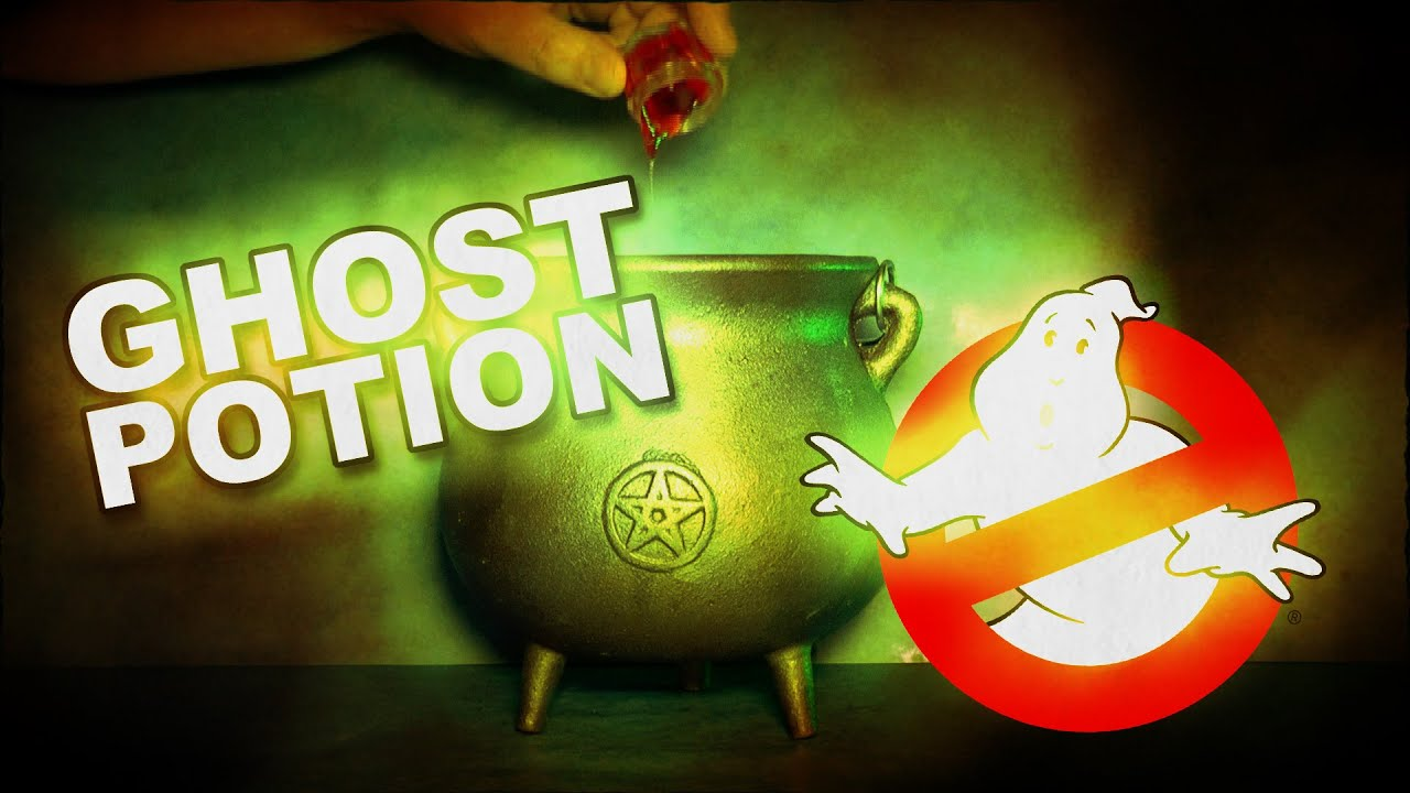 How To Make A Potion To Become A Ghost