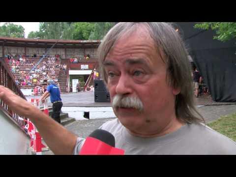 TVS: Strážnice - Festival Slunce patří ke stálicím folkové scény