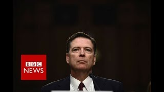 Download Video James Comey: Trump told 'lies, plain and simple' - BBC News MP3 3GP MP4