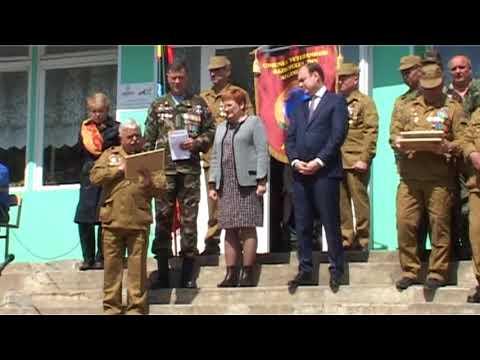 Inaugurarea plăcii comemorative în memoria lui Moroz Veaceslav