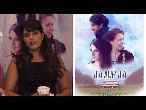 Richa Chadda Talk About Her Character In Movie Jia Aur Jia