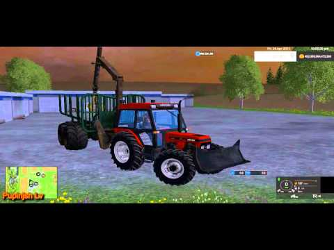 Zetor 7340 Turbo Forest Edition v2.0
