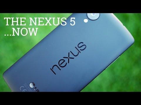 Nexus 5... Zdaj