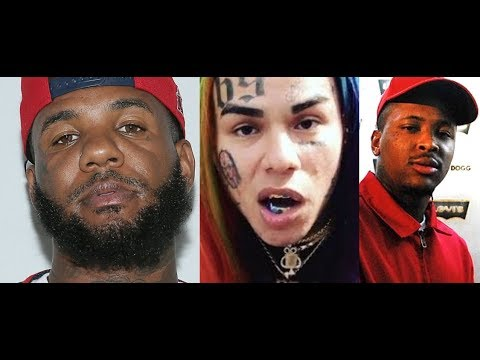 YG Co-Signs The Game Message To Tekashi 6ix9ine