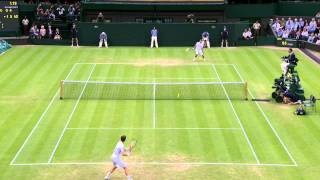 Wimbledon 2013 Day 5 Highlights: Andy Murray v Tommy Robredo - YouTube