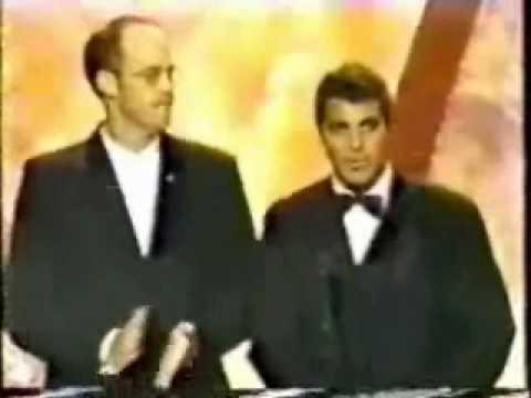 Julianna Margulies wins Emmy 1995