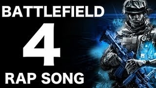 BATTLEFIELD 4 RAP SONG | BY BRYSI