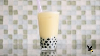 Bubble Milk Tea with Pearls - Honeysuckle Catering