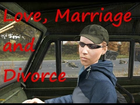 Love, Marriage and Divorce - Random Poop #3: ARMA 2 Day Z