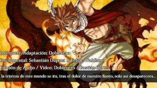 Fairy Tail Opening 3  FULL  Español Latino   FT HIGH