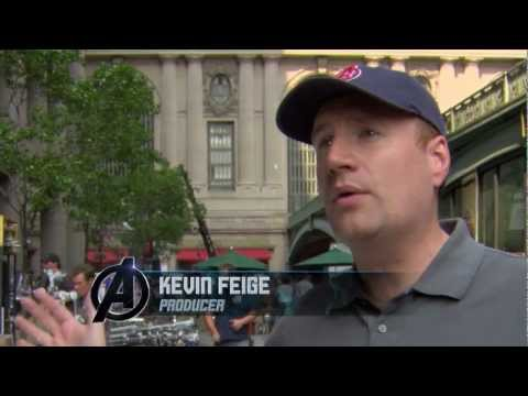 The Avengers (Featurette 'Threat')