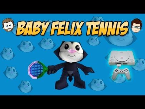 Baby Felix Tennis Playstation