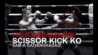 Evolve University: http://www.evolve-university.com In this video, multiple-time Muay Thai World Champion Sam-A Gaiyanghadao...